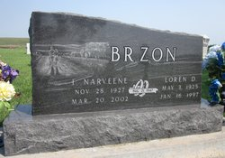Narveena <I>Garman</I> Brzon