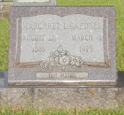 Margaret L. Gardner