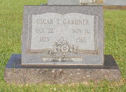 Oscar T Gardner