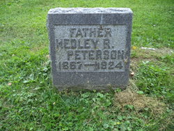 Hedley Robert Peterson