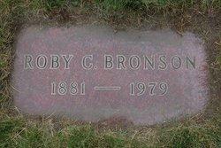Roby C. Bronson