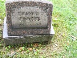 Clementine J Crosier