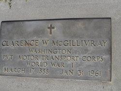 Clarence William McGillivray
