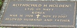 Rothschild Halstead Holden, Jr