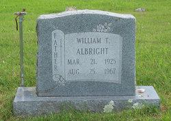 William T. Albright