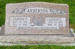 Clayton Francis Anderson