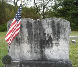Lillian A. <I>Spooner</I> Baine