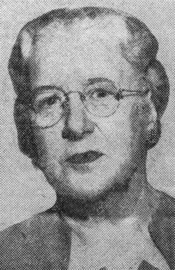 Sarah Margaret <I>Williams</I> Gray