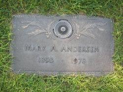 Mary Angeline <I>Merrell</I> Andersen