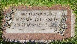 Mayme Gillespie