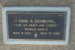 Gene R Denbeste