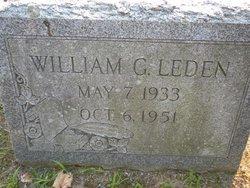 William Grosvenor Leden