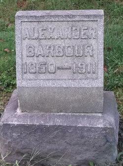 Alexander Barbour