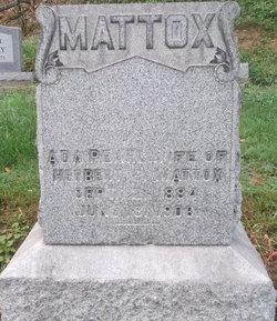 Ada Pearl Mattox