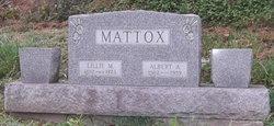 Albert A. Mattox