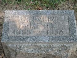"Katherine M. ""Kate"" <I>Kuhn</I> Campbell"