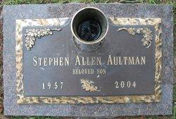 Stephen Allen Aultman