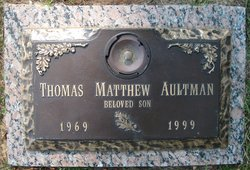 Thomas Matthew Aultman