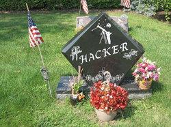 """Sgt Glen P. """"Jake"""" Hacker"""