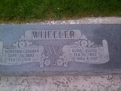 Dorothy Mariah <I>Stoker</I> Wheeler