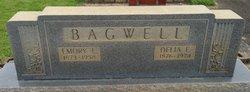 """Ludellia """"Delia"""" <I>Fagan</I> Bagwell"""