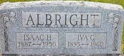 Isaac Harriott Albright