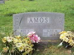Elsie M Amos