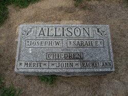 Joseph W. Allison