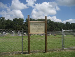Brown-McCall Cemetery