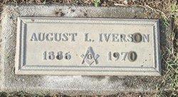August L Iverson