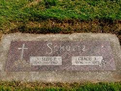 Grace Josephine <I>Burns</I> Schultz