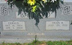 Edward Gerald Ballard