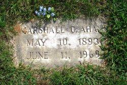 Marshall C Ahalt