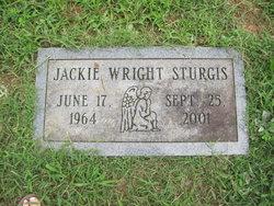Jackie <I>Wright</I> Sturgis