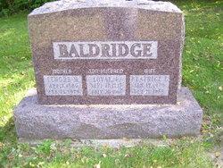 Lenore Myrtle <I>Patterson</I> Baldridge