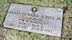 PFC Harry Edward Jones Jr.