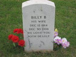 Billy Burke <I>Hensley</I> Sizemore
