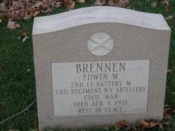 Edwin W Brennen