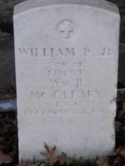 William R McCleary, Jr
