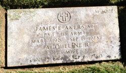 PVT James E Akers, Sr