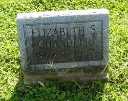 Elizabeth Susan <I>Pratt</I> Chandler