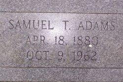 Samuel Thomas Adams