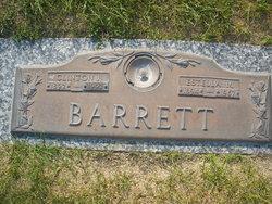 Estella Mattie <I>Hill</I> Barrett