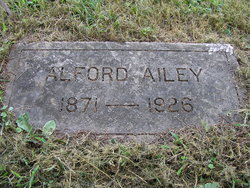 Alford Ailey