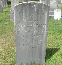 Jane Ackerman