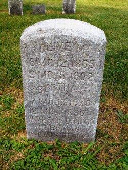 Olive Mary <I>Hoover</I> Hinchman