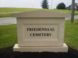 Friedensaal Lutheran Church Cemetery