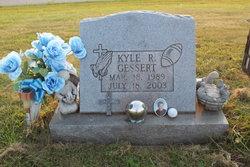 Kyle R Gessert