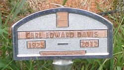 Carl Edward Davis