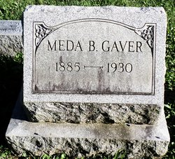 Meda B. Gaver